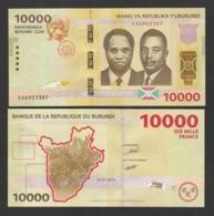 BURUNDI 10000 2015 UNC - Burundi