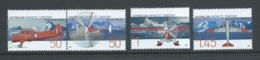 Australian Antarctic Territory 2005 Aviation / Aircraft Set Of 4  MNH - Unused Stamps