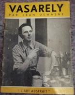 "Vasarely Par Jean Dewasne ""L'Art Abstrait"" - Art"