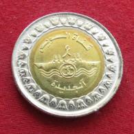Egypt 1 Pound 2015 Suez Canal Egipto Egito Egypte UNCºº - Egypte