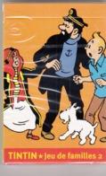 Jeu De Familles 2 Tintin - Hergé Moulinsart 2012 Neuf Sous Cello. - Autres