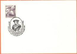AUSTRIA - ÖSTERREICH - Autriche - 1985 - 20g Mörbisch + Sonderstempel Halbturn - 1981-90 Briefe U. Dokumente