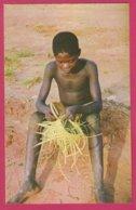 Guine Bissau - Portuguese Guinea - Guinee Portugaise - Young Balanta Black Boy - Garçon Balanta - Rapaz Balanta 1940/50s - Guinea-Bissau