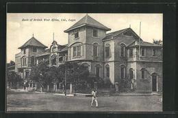 CPA Lagos, Banque Of British West Africa Ltd. - Nigeria
