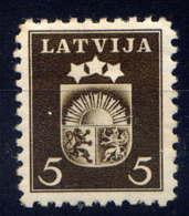 LETTONIE - 250A* - ARMOIRIES - Lettonie