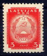 LETTONIE - 258* - ARMOIRIES - Lettonie
