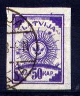 LETTONIE - 32° - EPIS DE BLE - Lettonie