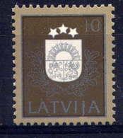 LETTONIE - 270** - ARMOIRIES - Lettonie