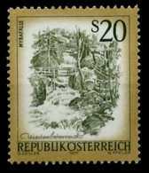 ÖSTERREICH 1977 Nr 1565 Postfrisch S0035E6 - 1971-80 Ongebruikt