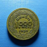 Brazil 1000 Reis 1939 - Brasil