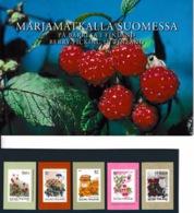 FINLAND 2007 Berries: Presentation Pack UM/MNH - Unused Stamps