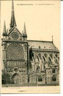 75004 PARIS - Les Eglises De Paris - N° 17 - Portail De Notre-Dame - Paris (04)