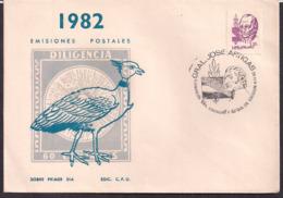 Uruguay - FDC - 1982 - Gral Jose Artigas - N$ 20 - Uruguay