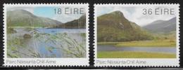 Ireland, Scott # 515-6 MNH Killarny National Park, 1982 - 1949-... Republic Of Ireland