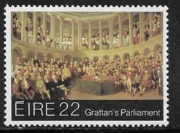 Ireland, Scott # 533 MNH House Of Commons, 1982 - 1949-... Republic Of Ireland