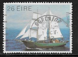 Ireland, Scott # 531 Used Ship, 1982 - Used Stamps
