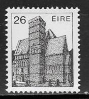 Ireland, Scott # 550 MNH Chapel, 1982 - 1949-... Republic Of Ireland