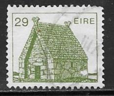 Ireland, Scott # 551 Used Church, 1982 - Used Stamps