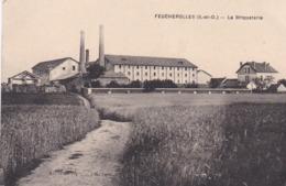 FEUCHEROLLES ,la Briqueterie - Frankrijk