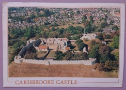 CARISBROOKE CASTLE - Isle Of Wight -  Vg - Cowes