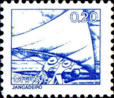 Brésil Poste N** Yv:1199 Mi:1538x Jangadeiro - Brazil