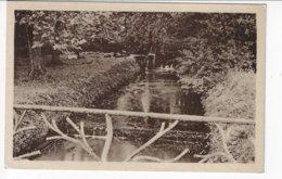 18 - LIGNIÈRES - Parc Du Château - Le Déversoir - 1937(V142) - Otros Municipios