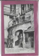 25.-MONTBELIARD .-   Le Château  Escalier En Spirale  Donnant Accès  à La Tour Henriette - Montbéliard