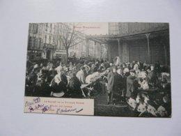 CPA 31 HAUTE GARONNE - TOULOUSE : Types Toulousains - Le Marché De La Volaille - Toulouse