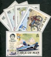 Isle Of Man 1982 TT Races Maxicard MC Carte Maximum Maxi Card Motorcycle Motorbike Motor Sport Car Motorrad MOTORSPORT - Motorbikes