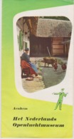 Brochure About Netherlands Open Air Museum In Arnhem - Published In 1965 - Toeristische Brochures
