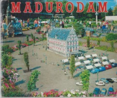 Brochure About Madurodam In The Netherlands - Published In 1960 - Toeristische Brochures