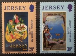 JERSEY - MNH** - 2003 - # 1072/1073 - Jersey