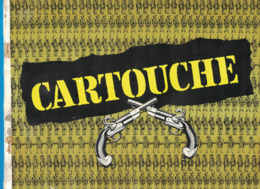 CARTOUCHE CIDEDIS PRESENTE JEAN PAUL BELMONDO CLAUDIA CARDINALE DANS LE FILM DE PHILIPPE DE BROCA JESS HAHN MARCEL DALIO - Werbetrailer