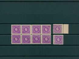 SBZ 1945 Nr 9 Postfrisch (203667) - Sowjetische Zone (SBZ)
