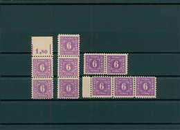 SBZ 1945 Nr 9 Postfrisch (203674) - Sowjetische Zone (SBZ)