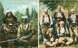 INSORGENTI ARBANASI - Albania