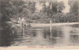 10 - MATHAUX - L' Aube - Les Laveuses - France