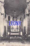 CPA De BENEVENT- L'ABBAYE (23) - COEUR De L'EGLISE  édit L. PREVOT - - Benevent L'Abbaye