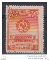 CINA:  1950  CONFERENZA  -  50 $. ROSSO  US. - YV/TELL. 827 - Réimpressions Officielles