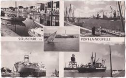 11. Pf. Souvenir De PORT-LA-NOUVELLE. 5 Vues - Port La Nouvelle