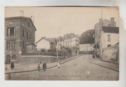 CPA PIONNIERE SAINT MAURICE (Haute Marne) - Rue Du Val D'Osne - Frankreich