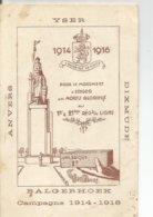 Yser 14/18 - Oorlog 1914-18