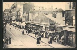 CPA Paris, La Rue De La Gaite, Vue De La Rue - Unclassified
