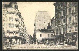 CPA Paris, Carrefour Des Rues Brea, Vavin Et N.-D.-des-Champs - Non Classificati