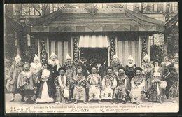 AK Martinique, Kermesse De Sedan 1902 - Cartoline
