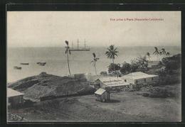 AK Poro / Nouvelle Caledonie, Vue Partielle - Postkaarten