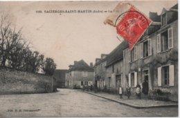 SACIERGES SAINT MARTIN  LE BOURG - Autres Communes