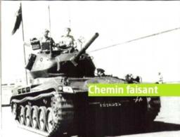 Photographie D'un Tank, Char . - Scans Recto-verso - Guerre, Militaire
