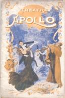 Programma Programme - Théatre Apollo - Saison 1912 - 1913 - Programmes