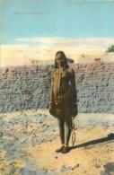 GIRL AT KHARTUM - Sudan